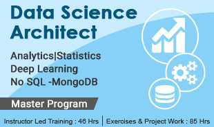 Data Science Architect Master Program