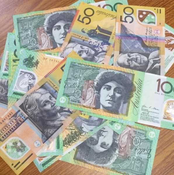 Buy COUNTERFEIT Australian Dollar Bills Online